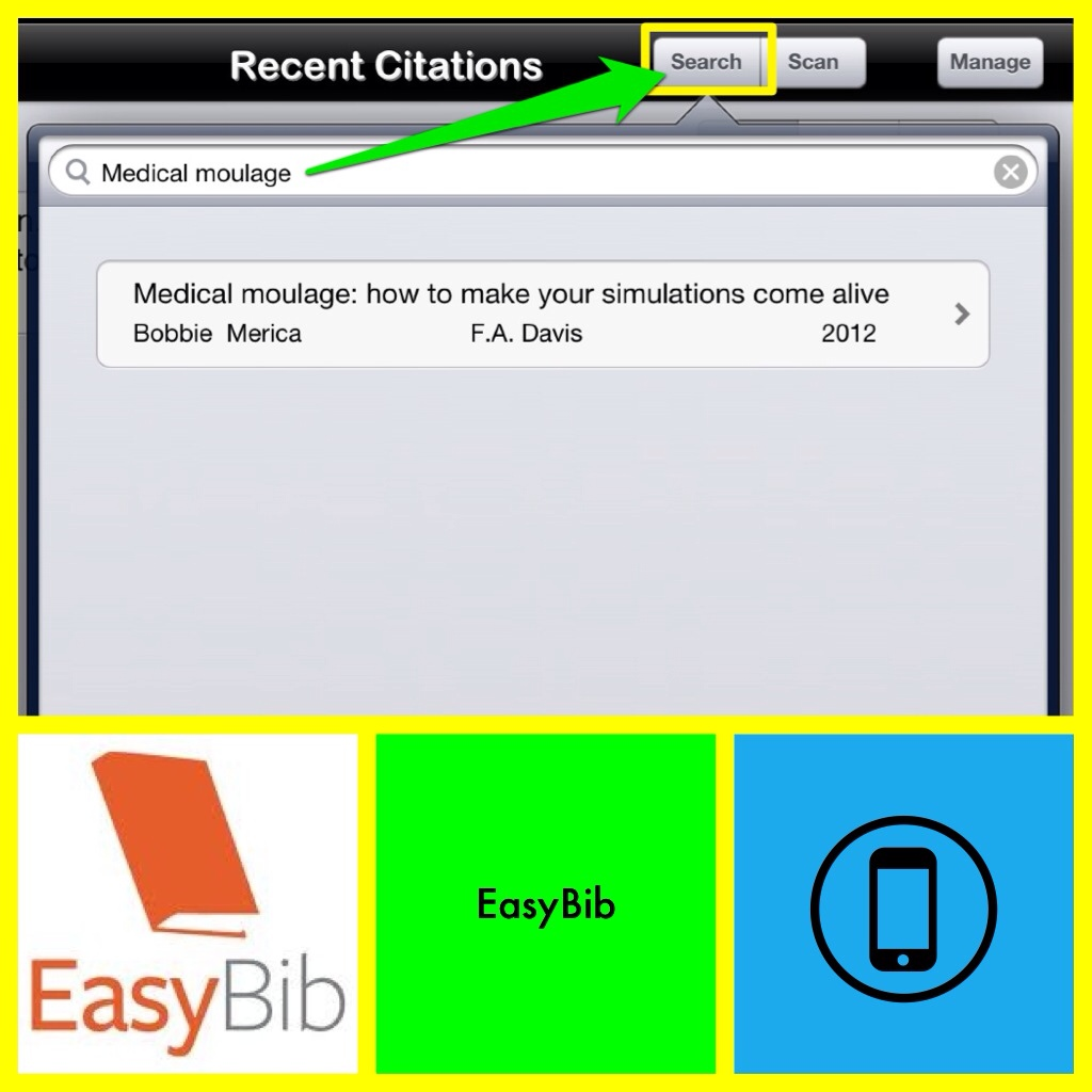 easybib research kvcc search for book citations using easybib