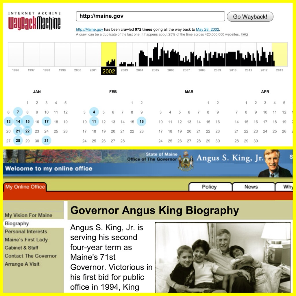 Find Old Websites Using The Wayback Machine Research Kvcc